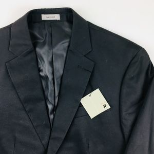 NWT J. Ferrar Men's Slim Fit Gray Suit Jacket
